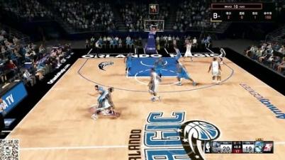 【NBA2K15】MC生涯模式,第二个十天合同第一场(悲剧!