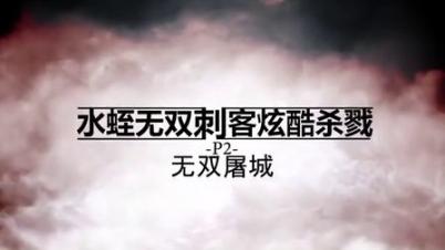 【水蛭】无双刺客炫酷杀戮-P2无双屠城