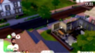 《模拟人生4》奇葩的场景
