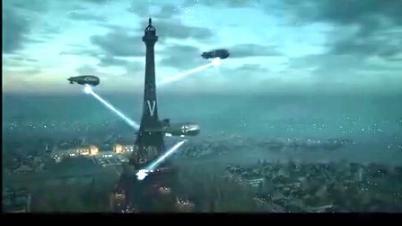 埃菲尔铁塔!《刺客信条 大革命》最炫文艺风 第七集