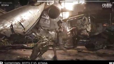 《真人快打X》游戏视频