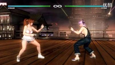 《死或生5:最后一战》PS4对比Xbox One画质视频