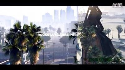 《侠盗猎车5》PC版画面对比视频