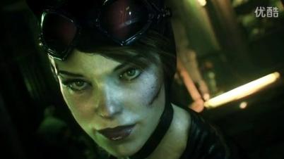 《蝙蝠侠:阿卡姆骑士》预告片2天倒计时预告