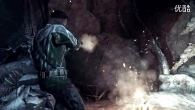 《古墓丽影:崛起》游戏视频
