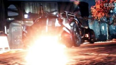 《蝙蝠侠:阿卡姆骑士》上市预告片