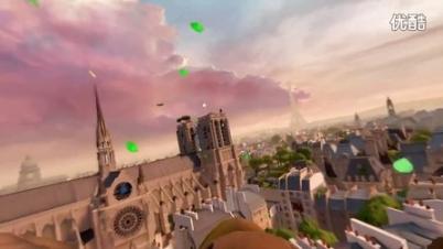 育碧《化鹰》《狼人游戏》新宣传片