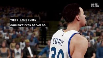 库里在《NBA 2K16》中将被暂时加强