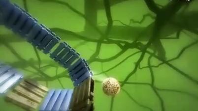 《Puzzle Dimension》三维平衡球 6-4精彩走法 BY VIPEAZONE