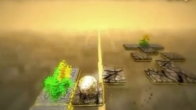 《Puzzle Dimension》三维平衡球(第1大关) BY VIPEAZONE