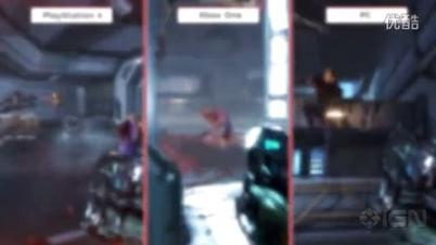 《毁灭战士4》PC,PS4和XB1画面对比