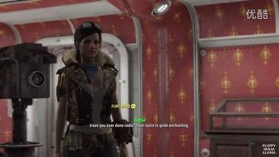 《辐射4》港湾惊魂DLC中玩家可以和机器人约会