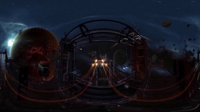 《浴火银河3:蝎狮号崛起》手游全景宣传视频