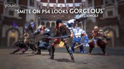 《神之浩劫》PS4上市预告片