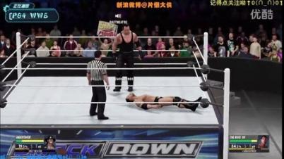 WWE 2K16 PC版线上模式对战讲解视频 第一期: