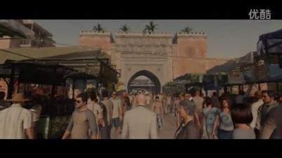 《杀手6》第三章宣传视频