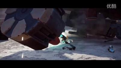 《正当防卫3》机甲陆地突击预告片