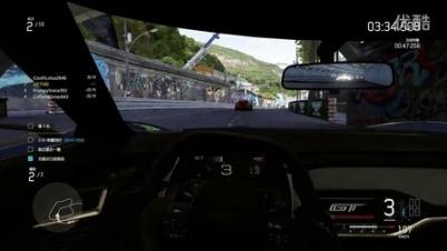 极限竞速6:巅峰 里约热内卢赛道实况视频演示