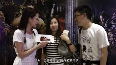 """""""来玩PARTY"""" 《魔兽》电影线下活动最终站 上海DFC影城观影采访"""