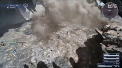 《最终幻想15》E3 2016游戏演示视频