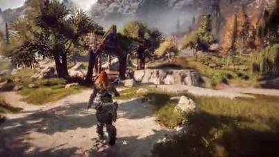 《地平线:零之黎明》E3 2016游戏演示视频