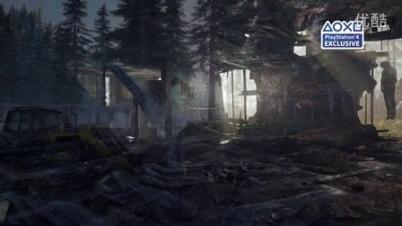 《旧日不再》E3宣传视频