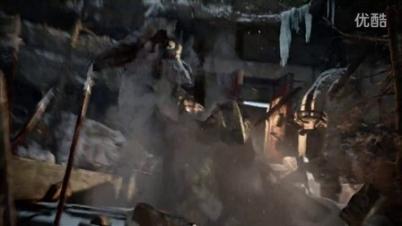 《战神4》E3宣传片