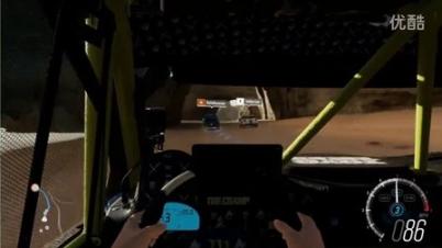 《极限竞速:地平线3》完整E3 2016演示视频