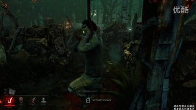 黎明杀机 幸存者实况流程解说视频攻略 01期屠夫杰森