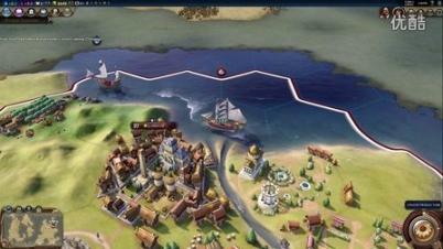 《文明6》英格兰文明前瞻