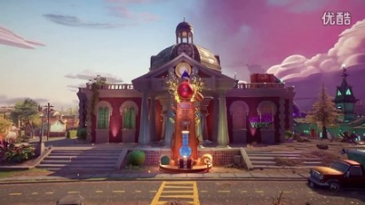《植物大战僵尸:花园战争2》DLC前瞻视频