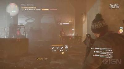 《全境封锁》地下世界DLC IGN 5.8分