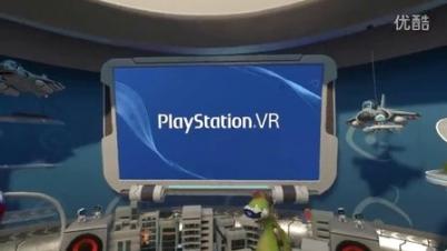 PSVR宣传片