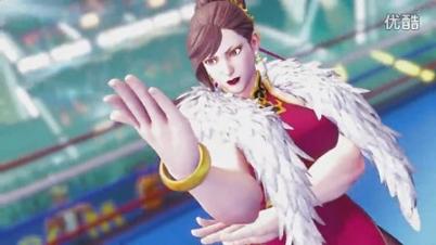 Capcom Pro Tour 2016 DLC预告片
