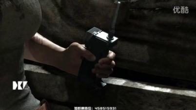 【DEV】古墓丽影10崛起 娱乐解说 【第二期】