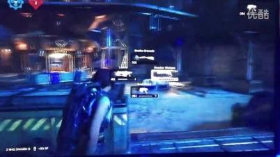 《战争机器4》新多人游戏地图演示视频