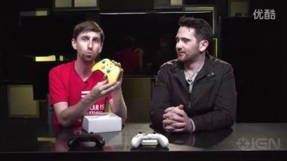 IGN的Xbox One S定制手柄