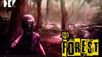 【DEV】【落难的食人族】Forest 森林 联机直播实况