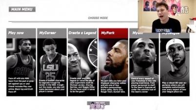 NBA2K17试玩视频曝光 最新NBA2K17视频资讯(中文字幕)