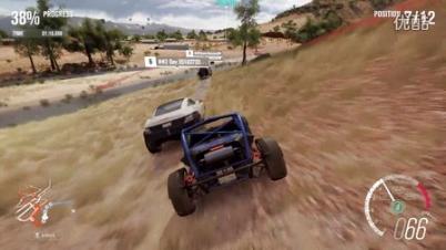 《极限竞速:地平线3》新演示