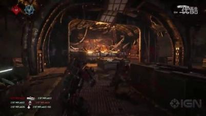 《战争机器4》多人地图Impact游戏演示