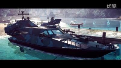 《正当防卫3》第三部DLC上市预告片