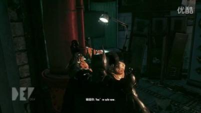 【DEV】【主角是蝙蝠车】蝙蝠侠 阿卡姆骑士 Batman A