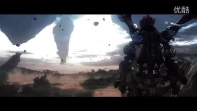 策略对战游戏《决战英雄》宣传
