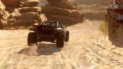 《极限竞速:地平线3》豪猪车