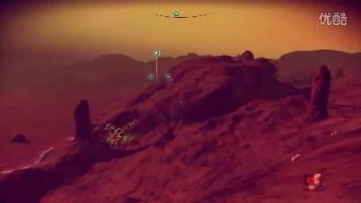 玩家步行丈量《无人深空》星球