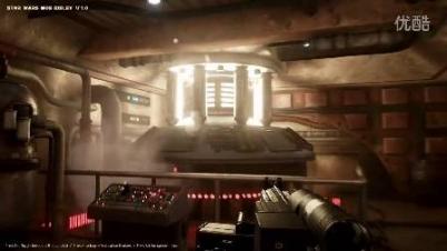 虚幻引擎4自制《星球大战》