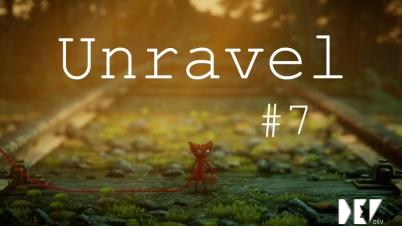【DEV】毛线小精灵 Unravel 直播实况 (Part 7)