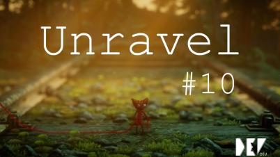 【DEV】【Rust腐蚀】毛线小精灵 Unravel 直播实况 (Part 10)