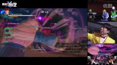 《龙珠:超宇宙2》多人战演示